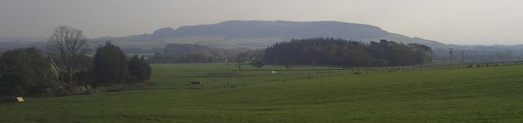 Broadgate Farm Bleasdale in the Forest of Bowland